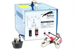 Relco battery charger