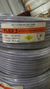 Flex3 flexible cable (40/0.16,  70/0.193 3core )