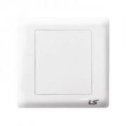 LS V5 1 gang blank plate