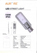 Aurore 150w led street light