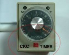 Ckc single range analogue timer