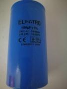 Electro – Capasitor 250v 400uf