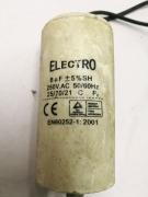 Electro – Capasitor 250v 8uf