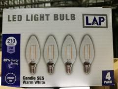 Lap 2w led light bulb