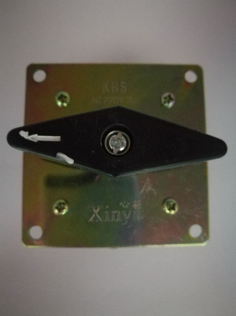 XINYU – Selector Switch
