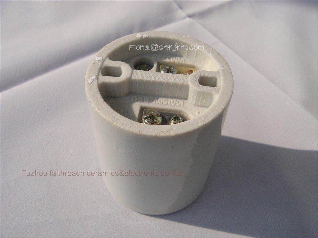 FR342 e40 lamp holder