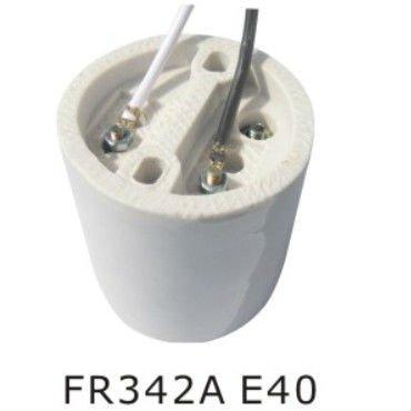 FR342A e40 lamp holder