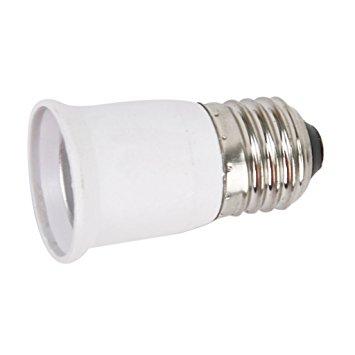 E27 to E27 Lamp Holder Extender