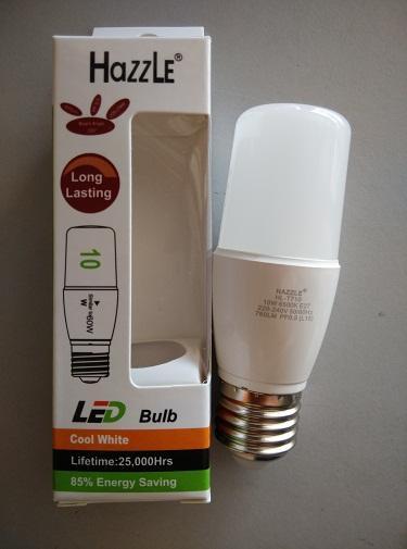 Hazzle 10w e27 led stick