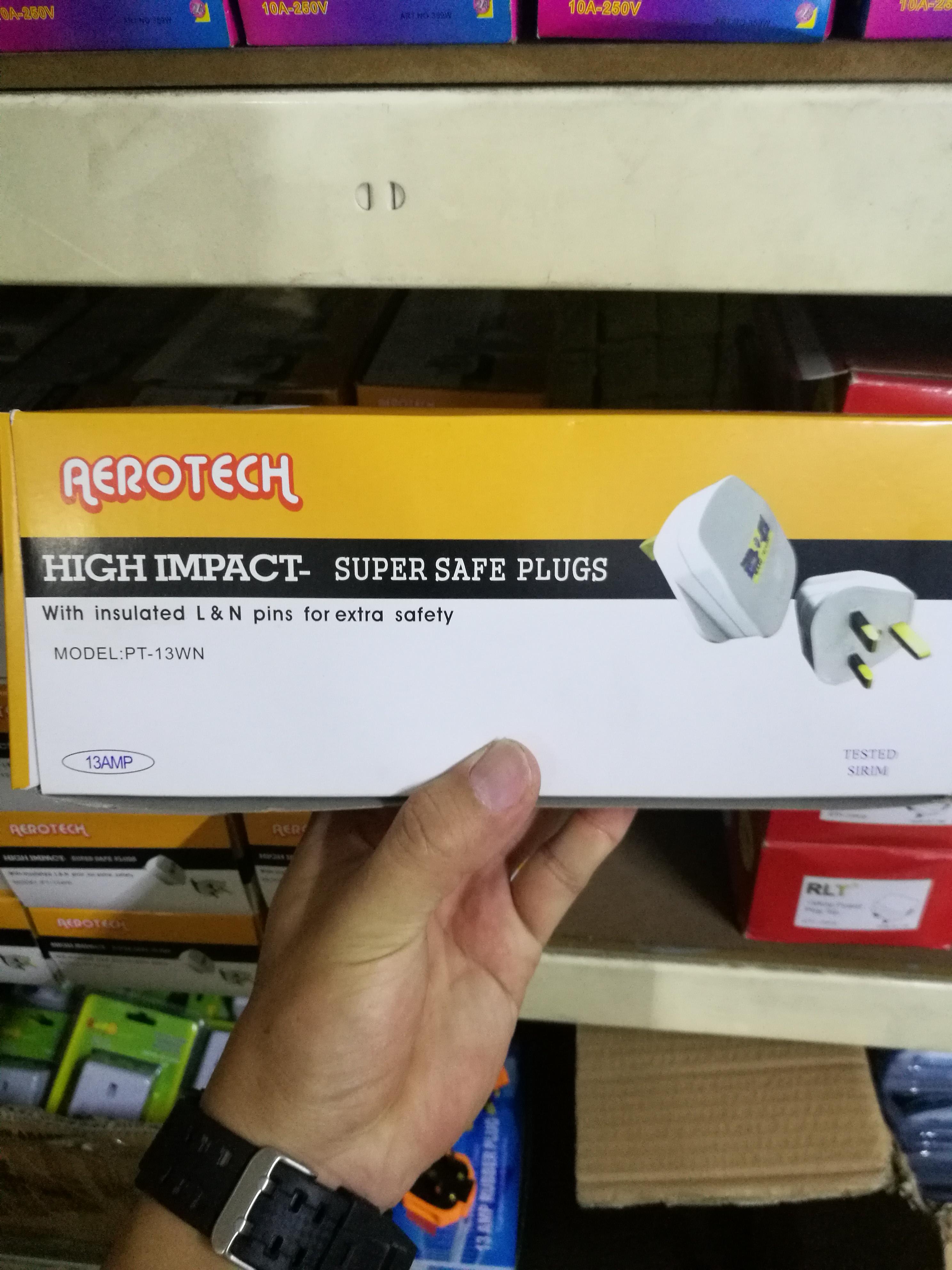 Aerotech 13A plug top