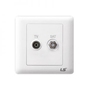 LS V5 tv co axial +satellite