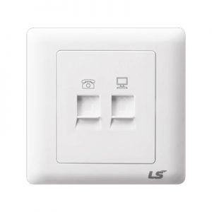 LS V5 rj 12+rj 45(rj 11 ,cat 5e compatible)